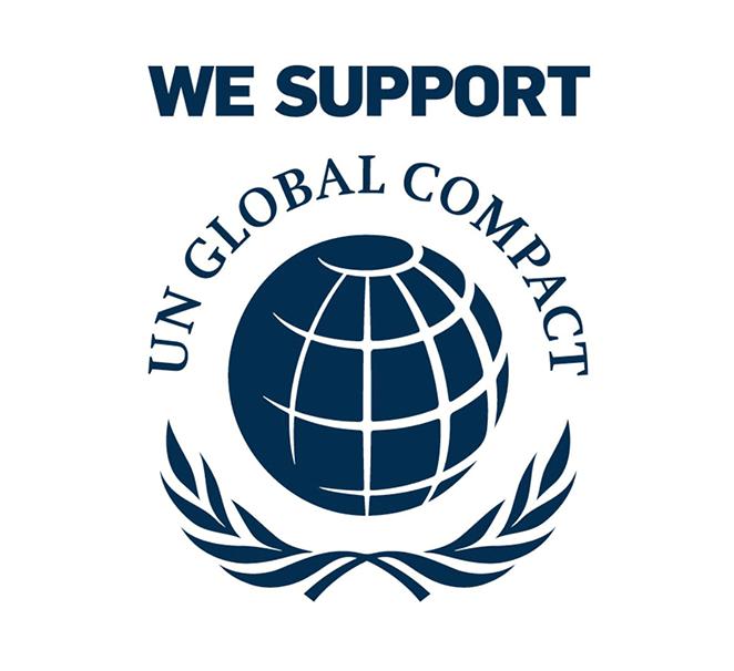 グローバル・コンパクトロゴ