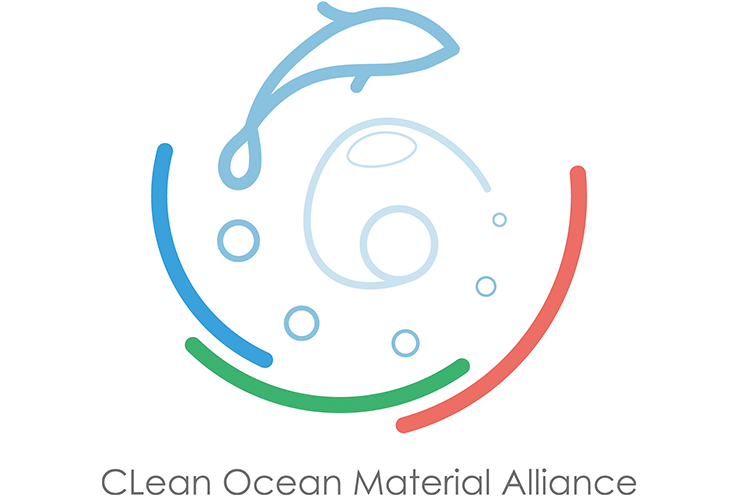 Japan Clean Ocean Material Alliance (CLOMA) Logo
